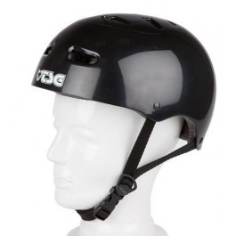 Casque TSG skate/bmx Injected Colors black