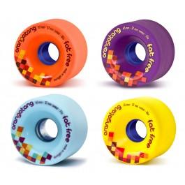 roues Orangatang fat free 65mm