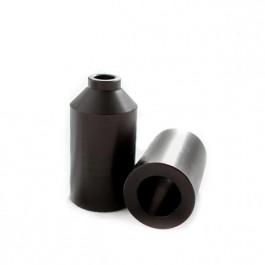 Pegs Blunt Aluminium noir
