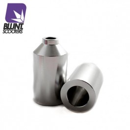 Pegs Blunt Aluminium argent