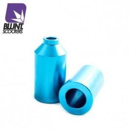 Pegs Blunt Aluminium bleu