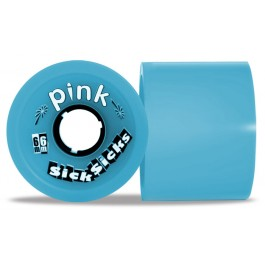 Set de roues Abec 11 Pink sicksicks 66mm