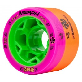 Roues Reckless Morph 59mm 84a/88a