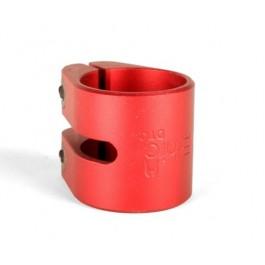 Collier de serrage Ethic DTC alu clamp rouge
