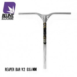 Guidon Blunt Reaper V2 poli 650mm IHC/ICS