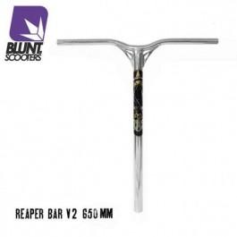 Guidon Blunt Reaper V2 poli 600mm IHC/ICS