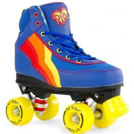 Rio Roller Classic II Roller Quad Enfant / Adulte Bleu
