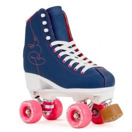 Rio Roller Signature Quad Skates bleu marine