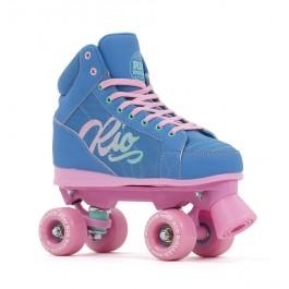 Rio Roller Lumina Bleu/Rose