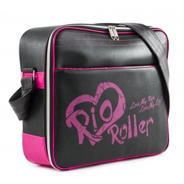 Sac Rio Fashion Black/Pink
