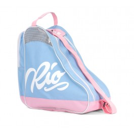 Sac Rio Script Blue/Pink