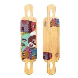 Deck longboard Riviera Word To The Wise 9.5