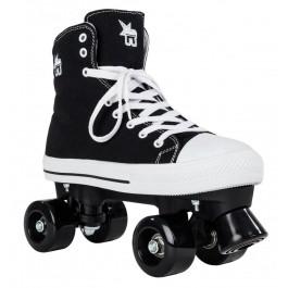 Roller Quad Rookie Canvas High noir