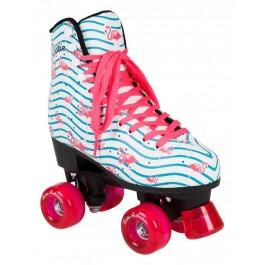 Roller Quad Rookie Flamingo