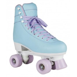 Roller Quad Rookie Bubblegum Blue