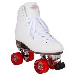 Roller Quad Rookie Classic II blanc