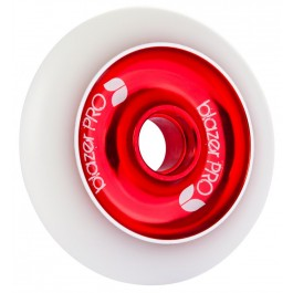 Roue Blazer Core alu 100mm rouge