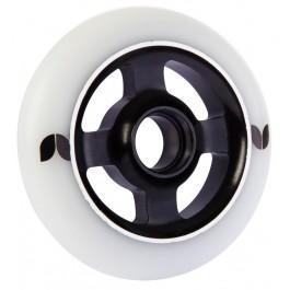 Roue Blazer Stormer 110mm 4 spokes alu white/black