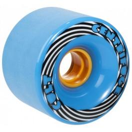 roues Cult Centrifuge déglacées 71mm 83a bleu