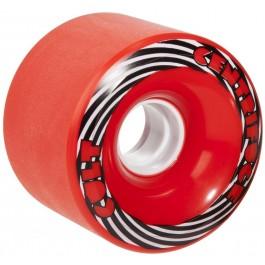roues Cult Centrifuge déglacées 71mm 83a rouge