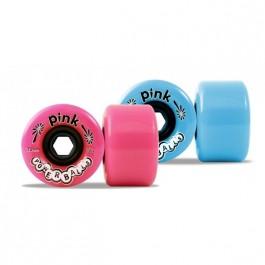 roues Abec 11 Pink powerballs 72mm