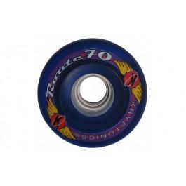 Set de roues Kryptonics Route 70mm Bleu