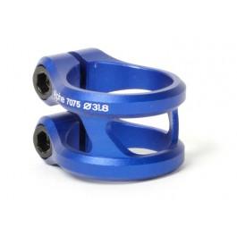 Double collier de serrage Ethic Sylphe bleu