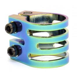 Double collier de serrage Vice Slamm neochrome
