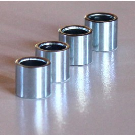 Entretoises de précision pour Longboard 10mm alu