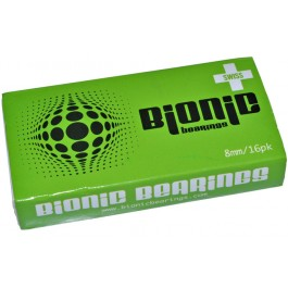 Roulements Bionic Swiss 8mm x16