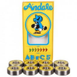 Roulements Andale ABEC 5