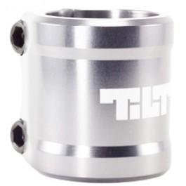 Collier de serrage double Tilt Arc (couleur au choix)