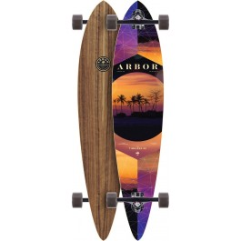 Longboard Arbor Timeless Walnut Photo 42