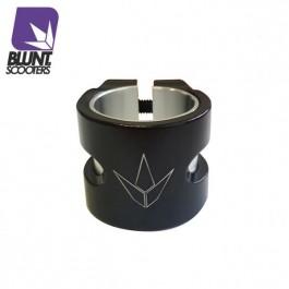 Double collier de serrage Blunt Twin noir