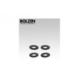 Washers Flat Bolzen x4