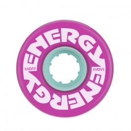 Roues Radar Energy 57mm 78a Violettes