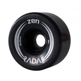 Roues Radar Zen 62mm/85a Noir