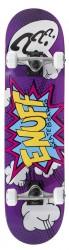 "Acheter Skate Enuff POW 7.25""x29.5"" Purple/White"