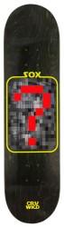 "Acheter  Deck Carve Darthblader Black 8"""