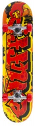 "Acheter Skate Enuff Graffiti II 7.75""x31"" Yellow/Red"