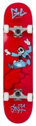 """Acheter Skate Enuff Skully 7.25""""x29.5"""" Red/White"""