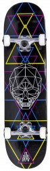 """Acheter Skate Enuff Skull Geo 32"""" x 8"""" noir"""