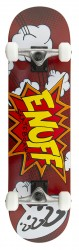 "Acheter Skate Enuff POW 7.75""x31"" Red/White"