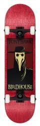 "Acheter Skate Birdhouse Stage 3 Plague Doctor Red 8"""