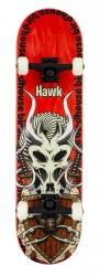 "Acheter Skate Birdhouse Hawk Gladiator 8.125"" Rouge"