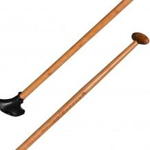 """Paddle Stick Kahuna Bamboo 5'6"""""""