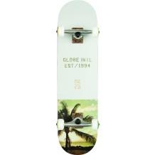 Skate Globe Varsity Palm Fog 31.9x8