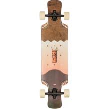 """Longboard Globe Geminon Kick Coconut/Tiki 37"""""""
