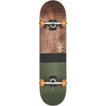 "Skate Globe G2 Half Dip 2 - Dark Maple/Hunter Green 8.0"""