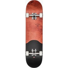 Skate Globe G1 Argo Boxed - Red Maple/Black 8.125""